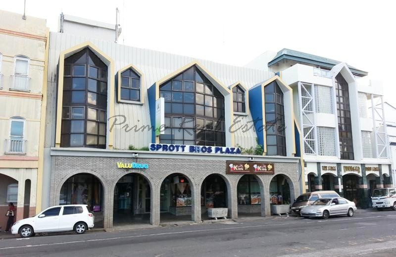 Property For Sale: Sprott Bros Plaza Kingstown Ref SBLKC