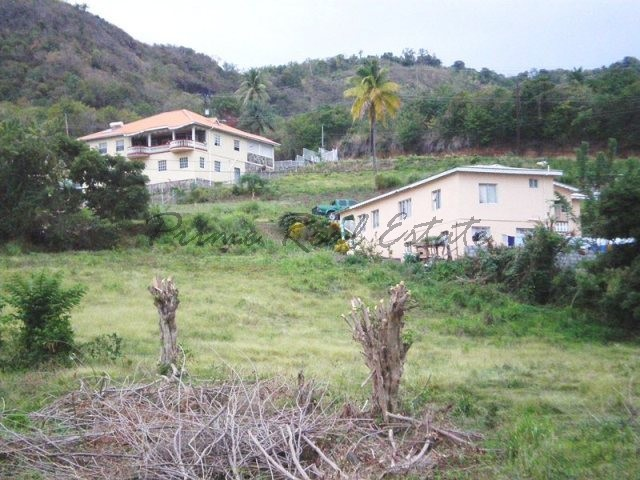 Property For Sale: Two Plots of Land For Sale at Ruthland Vale Layou Ref JDLL151
