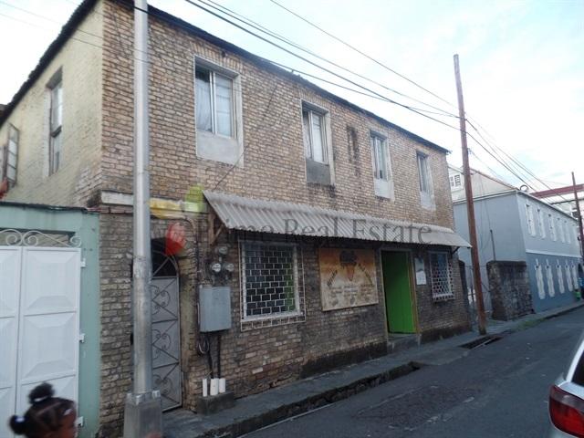Property For Sale: Allen Building Property For Sale Kingstown RefPJAKP291
