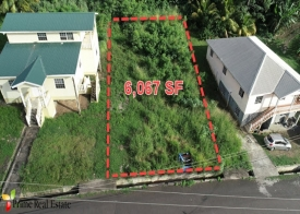 Property For Sale: Land For Sale Ottley Hall Kingstown Ref VLOHP