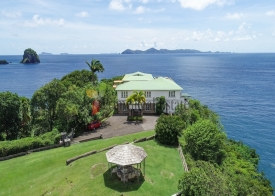 Property For Sale: Grand View Beach Hotel Property for Sale Villa Point Indian Bay Ref SIBP