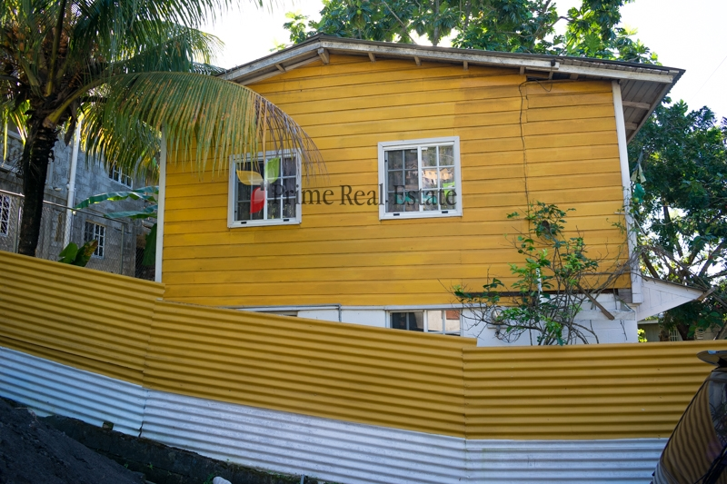 Property For Sale: Sol House Property at Layou RefSGPL347