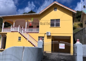 Property For Sale: Hillview House Property For Sale McKies Hill Kingstown Ref JLDMHP