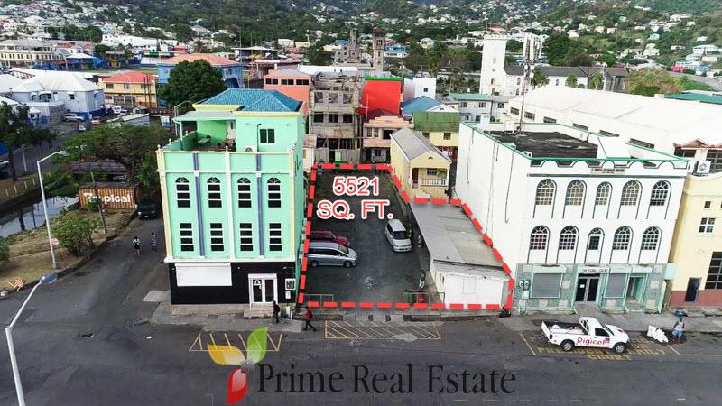 Property For Sale: Land For Sale Lower Middle Street Bay Street RefMCNIPLMS328