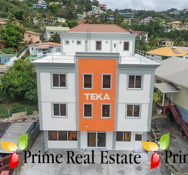 Property For Rent: TEKA Building Arnos Vale Second Floor FOR RENT Ref PREPA
